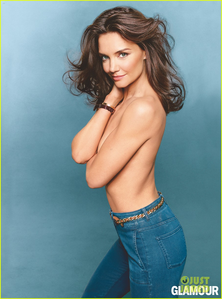 katie holmes topless glamour august 2014 03