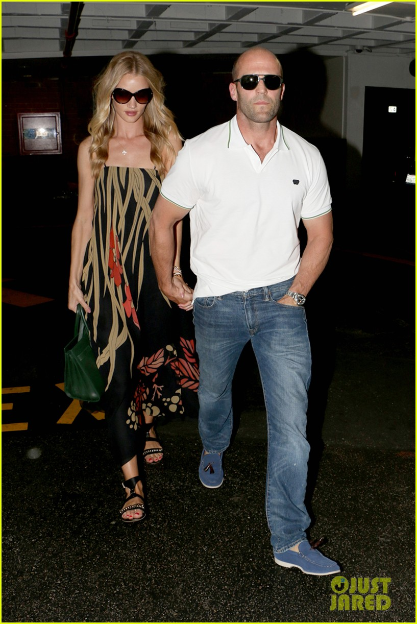 rosie huntington whiteley jason statham hottest couples 063153483
