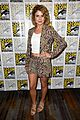 rose mciver izombie signing press line sdcc 21