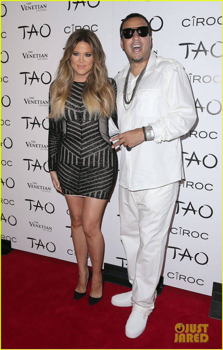 khloe kardashian french montana first red carpet 08