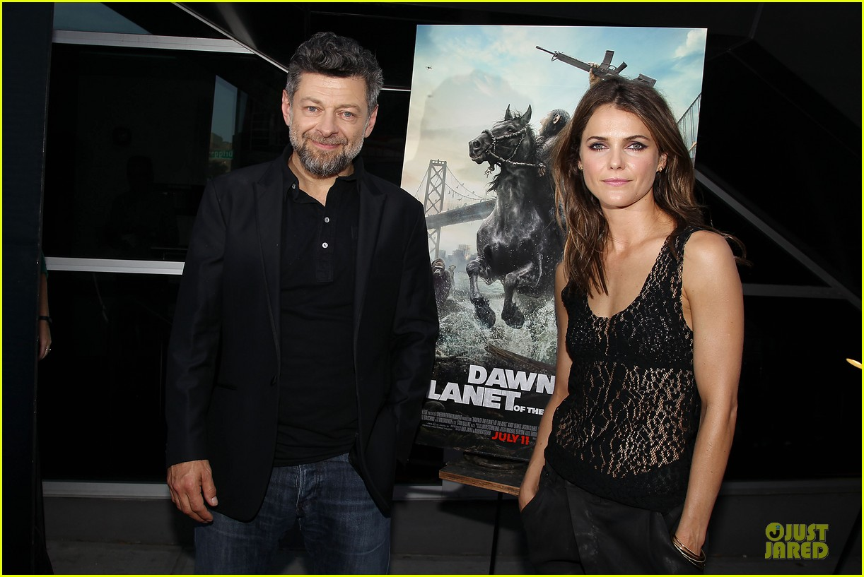 keri russell sheer at dawn of the planets of the apes premiere 043151967