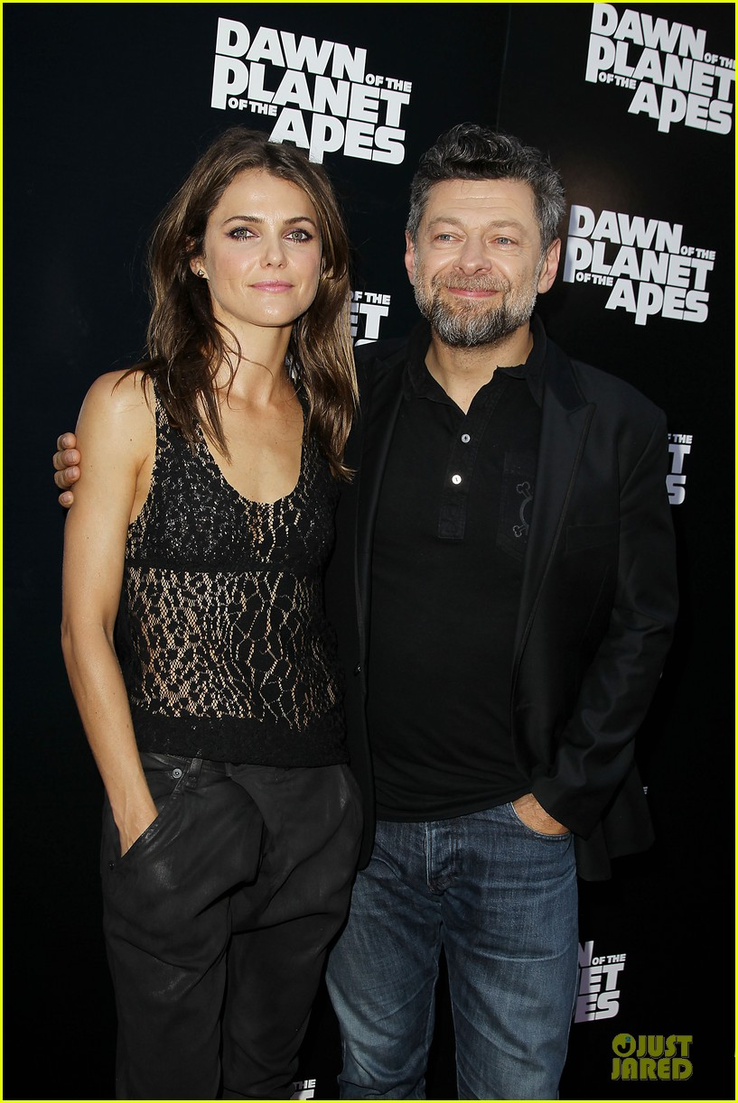 keri russell sheer at dawn of the planets of the apes premiere 10