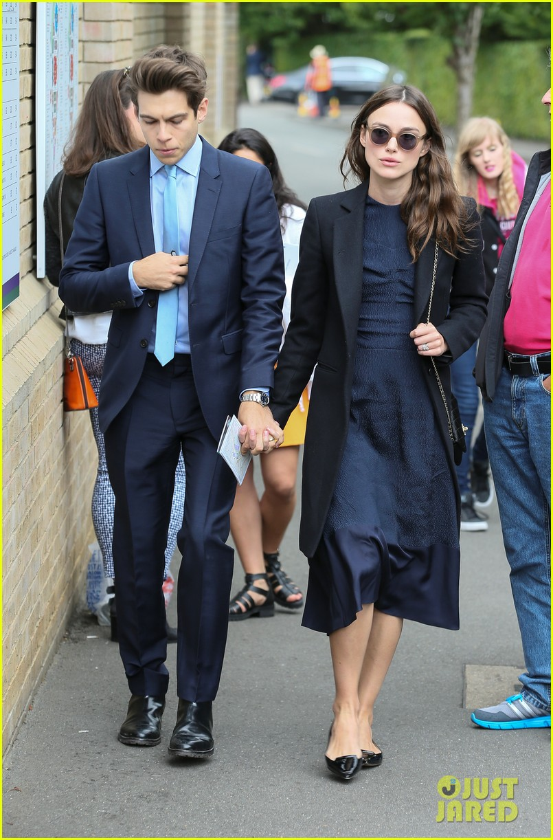 keira knightley husband james righton wimbledon 01