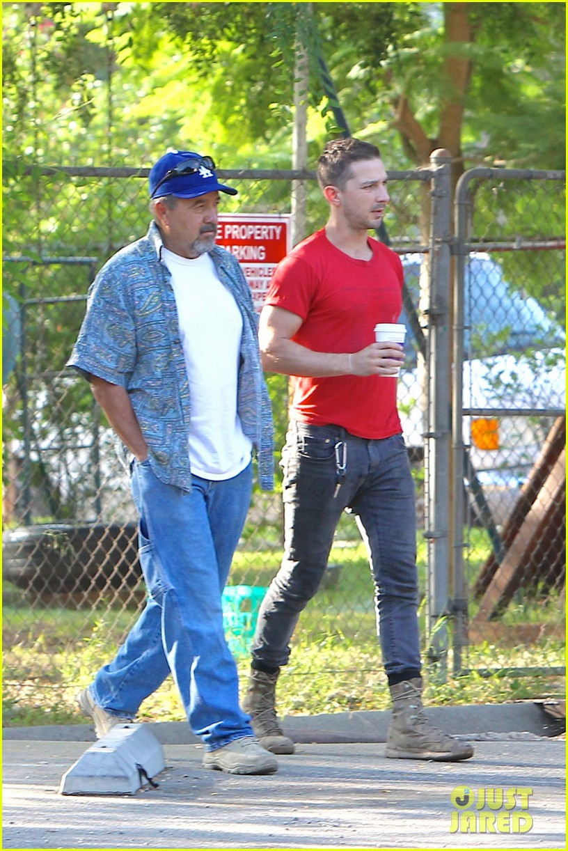 shia labeouf life examined by mel gibson 083152535
