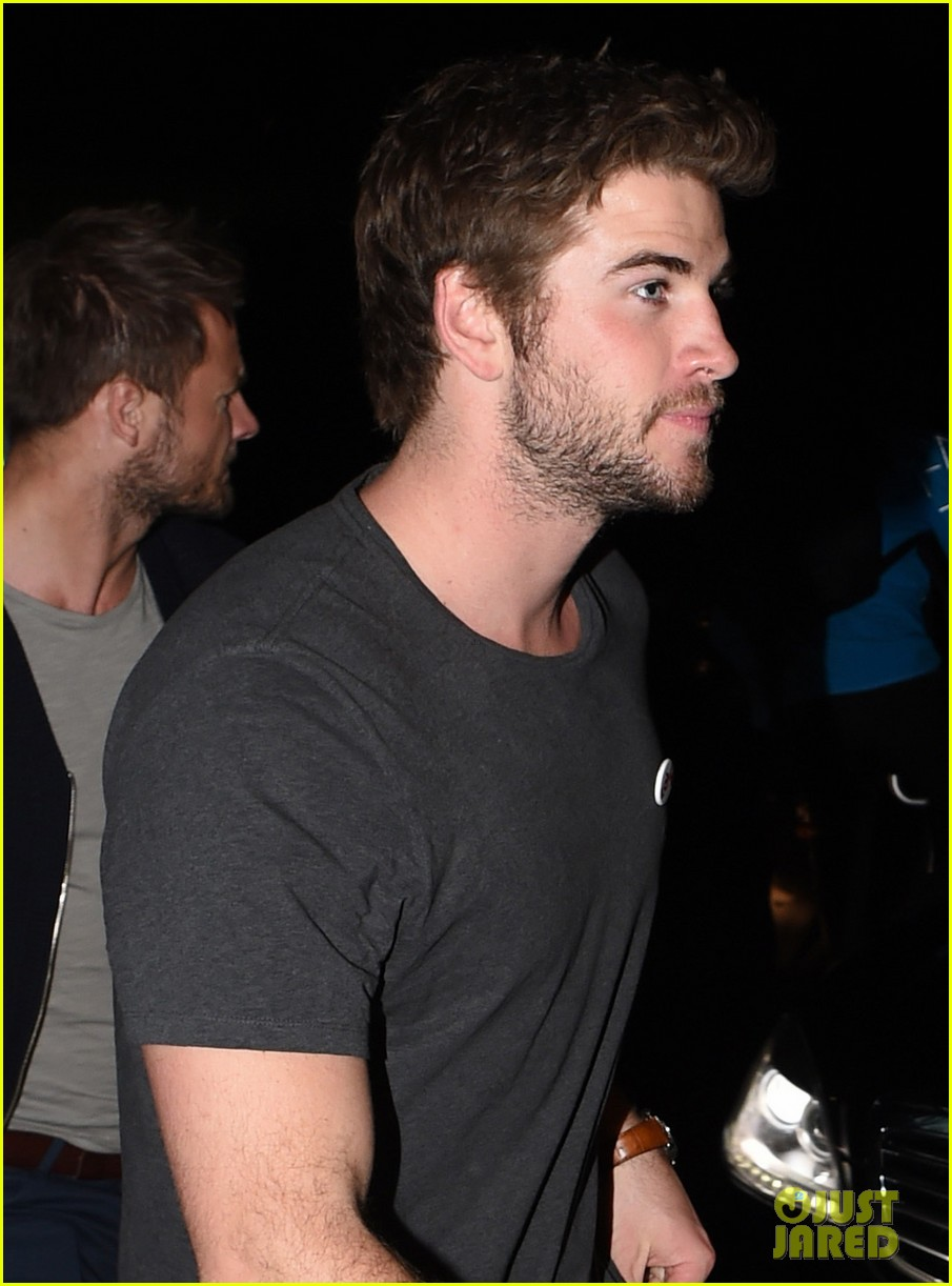 liam hemsworth by way of helena casting woody harrelson 023148270