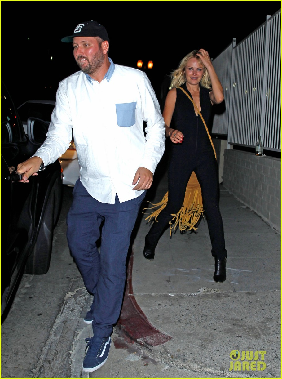 malin akerman wears a skintight jumpsuit out clubbing 043153716