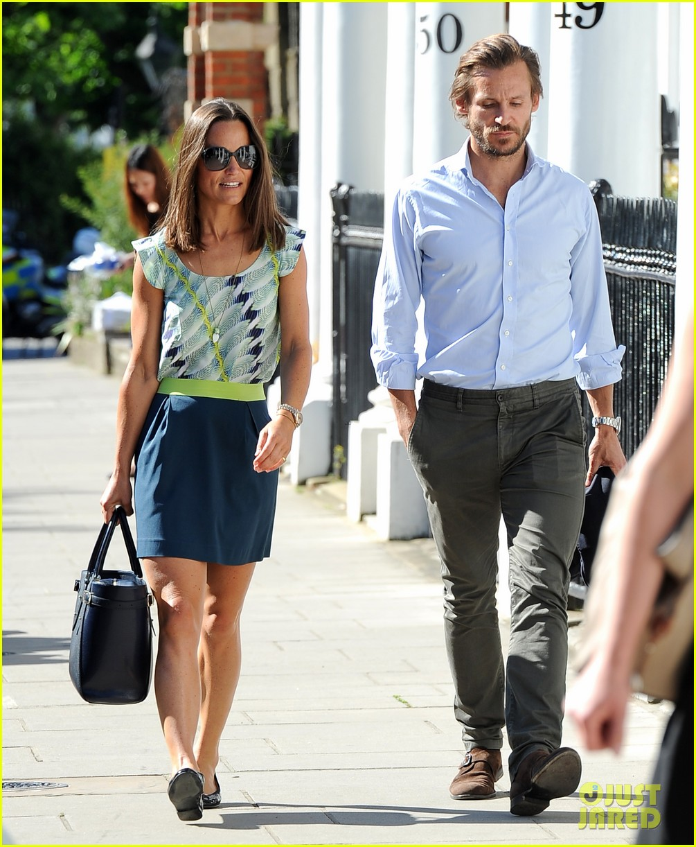 pippa middleton handsome pal make her laugh 133149169