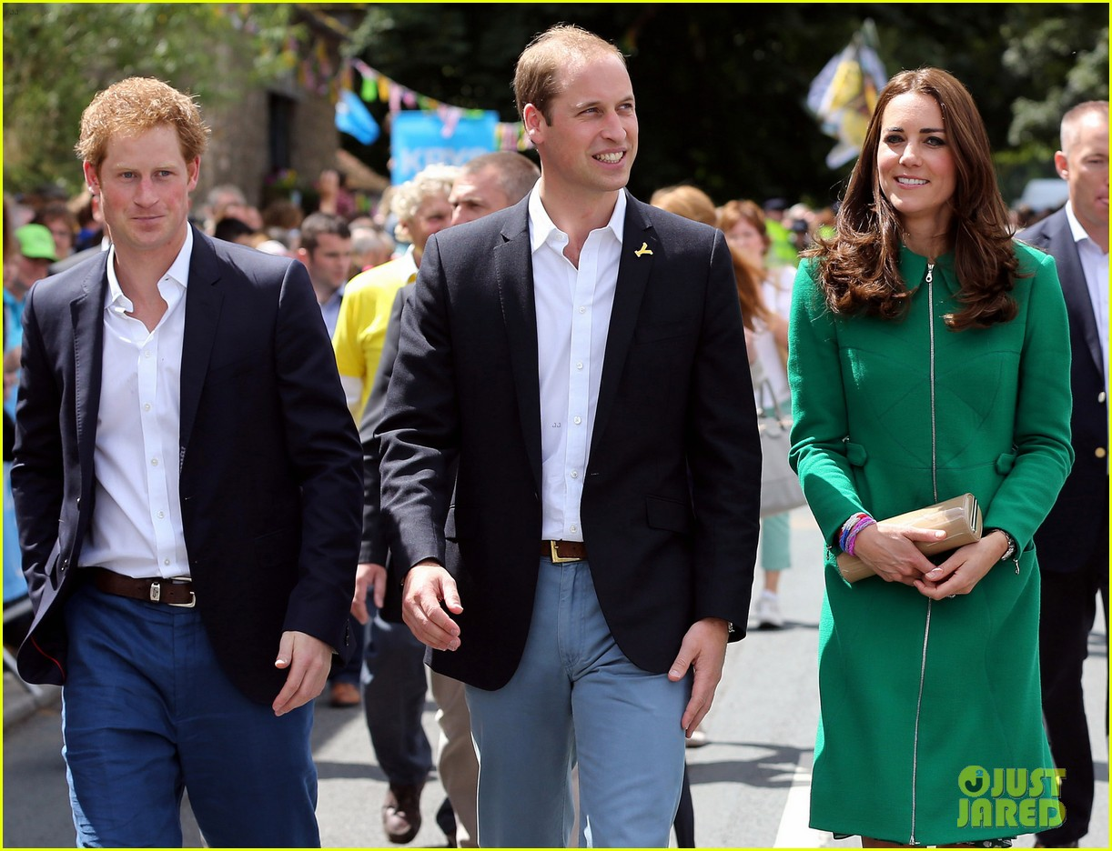 kate middleton prince william harry favorite royal trio 163149831