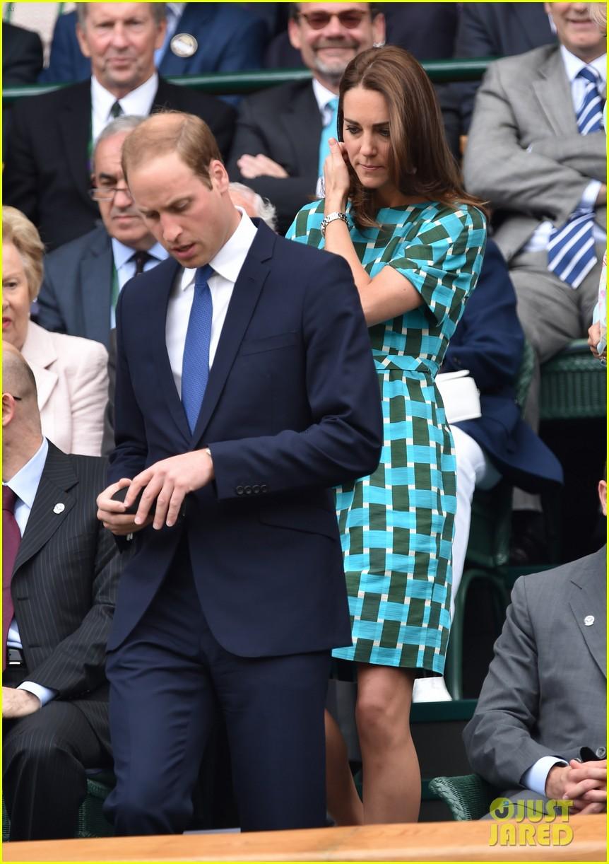 kate middleton prince william greet wimbledon winner 033150505