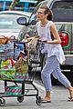 milla jovovich grocery trip friend 15