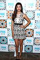 becki newton joins andy samberg at foxs summer tca all star party 02