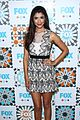 becki newton joins andy samberg at foxs summer tca all star party 11