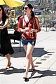 mad mens jessica pare enjoys her free time after filming wrap 08