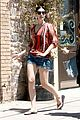 mad mens jessica pare enjoys her free time after filming wrap 16
