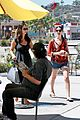 mad mens jessica pare enjoys her free time after filming wrap 20