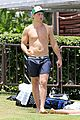 odyssey peter facinelli buff beach dude hawaii 06