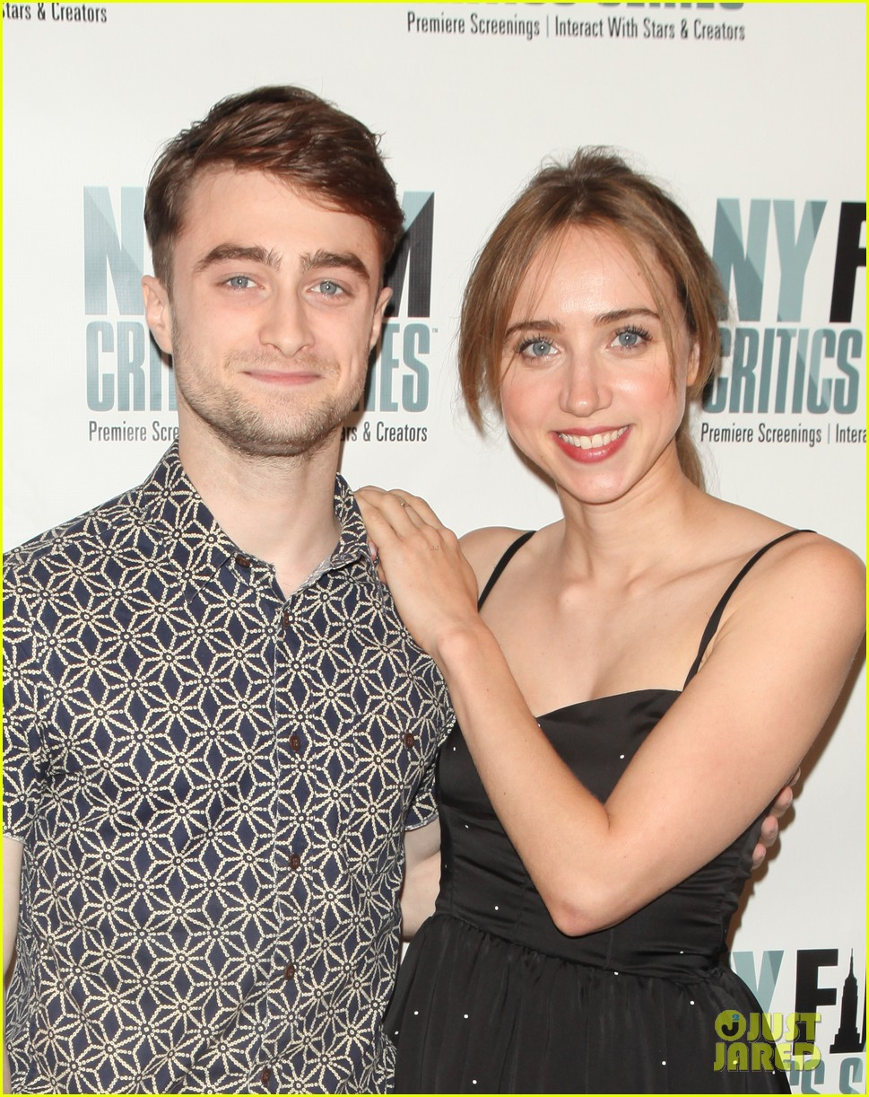 daniel radcliffe zoe kazan what if screening 09