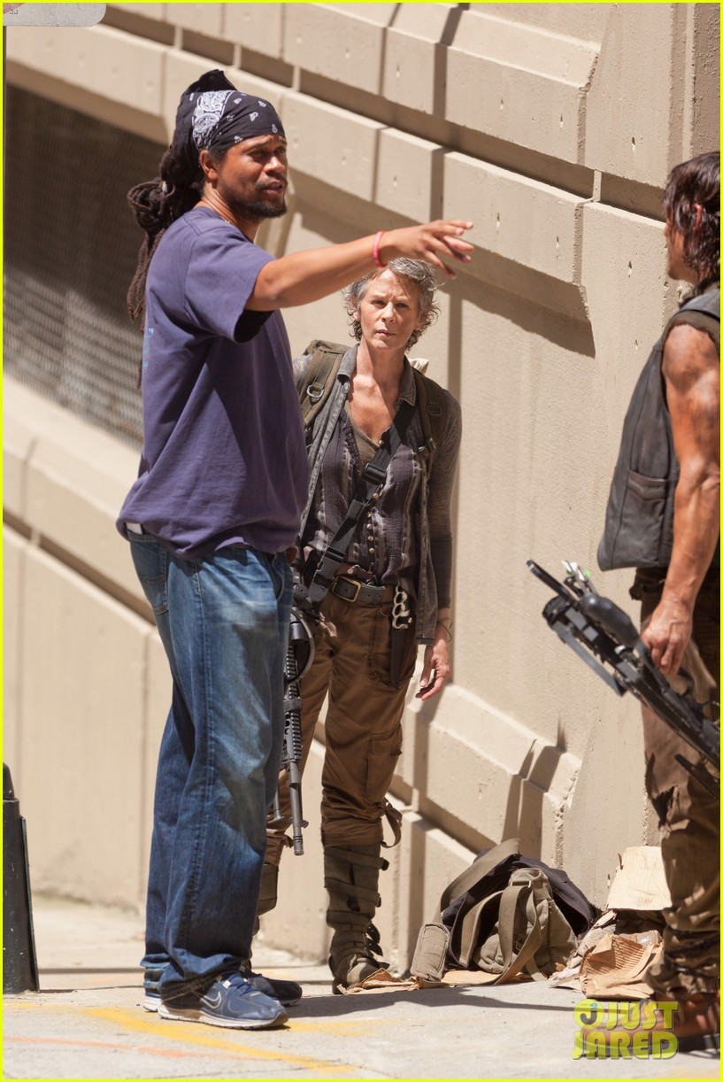 walking dead norman reedus melissa mcbride season five 08