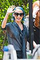 nicole richie visits extra before candidly nicole premeires 04