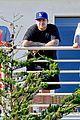 rob kardashian resurfaces with rare appearance in malibu 14
