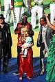 shakira brings cutie son milan on stage after world cup closing ceremony performance 16