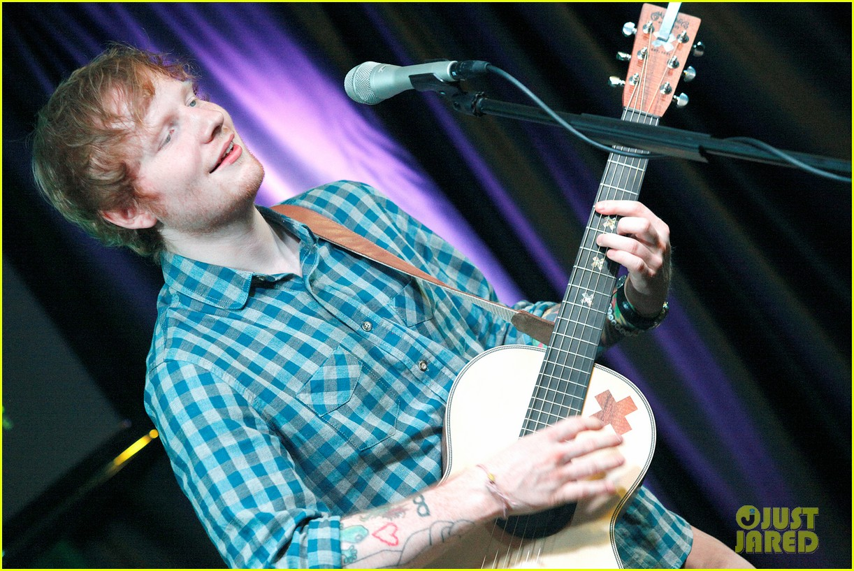 ed sheeran q102 fourth of july the roots 10