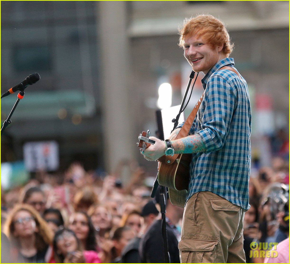 ed sheeran today show fourth of july 06