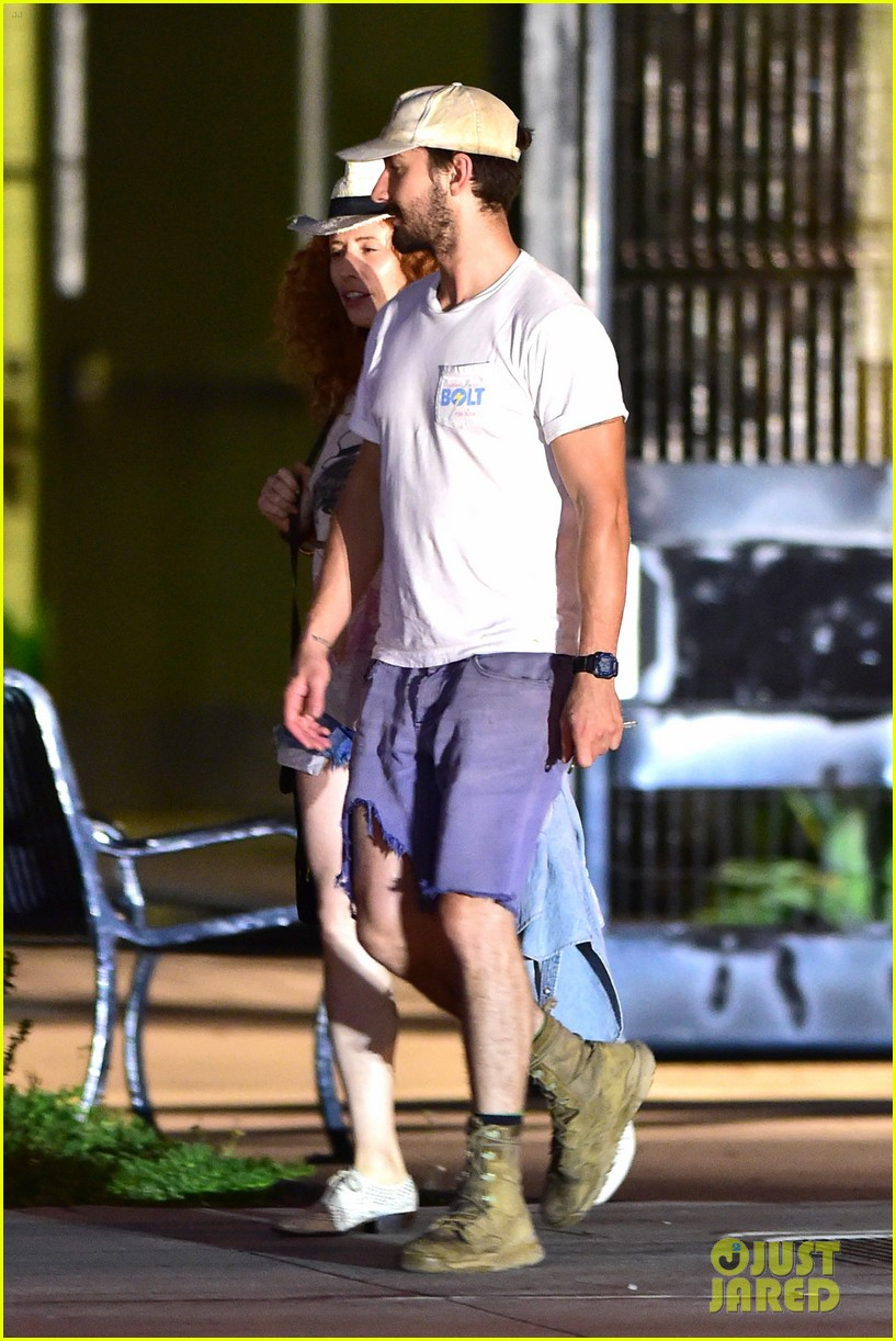 shia labeouf steps out smiling despite rehab reports 093147713