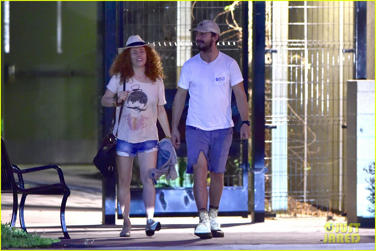 shia labeouf steps out smiling despite rehab reports 10
