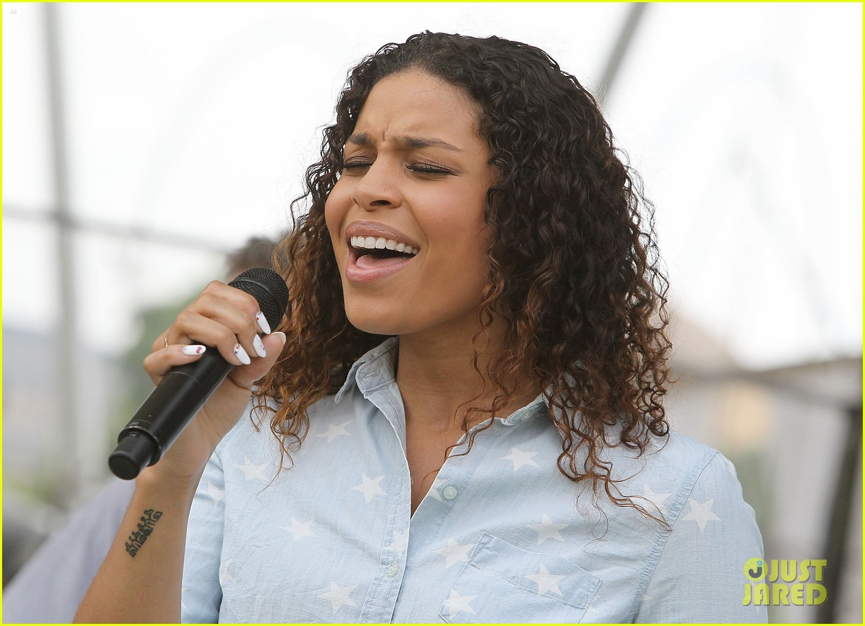 jordin sparks capitol 4th rehearsals 06