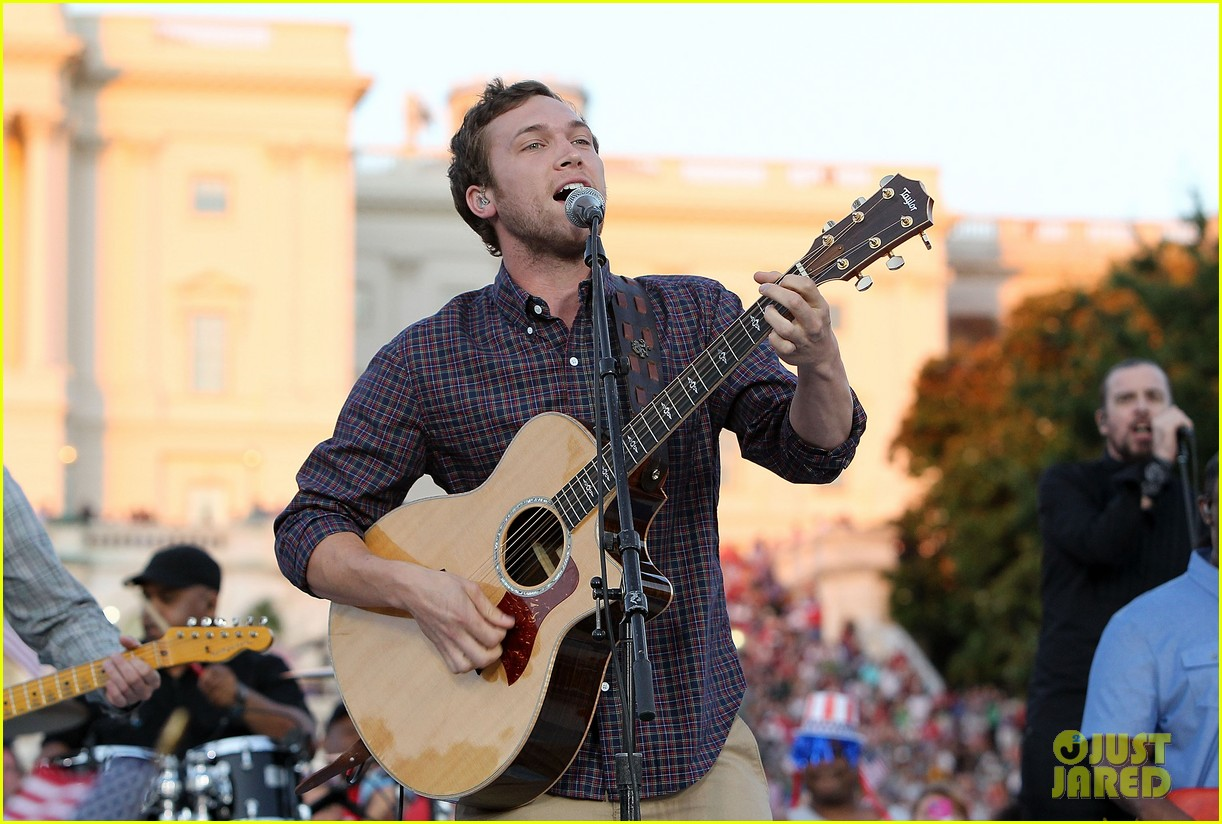 jordin sparks phillip phillips fourth of july special 103149993
