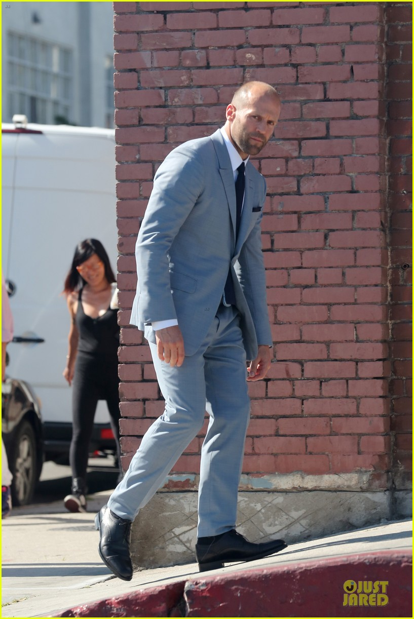 jason statham so dapper for la photo shoot 12