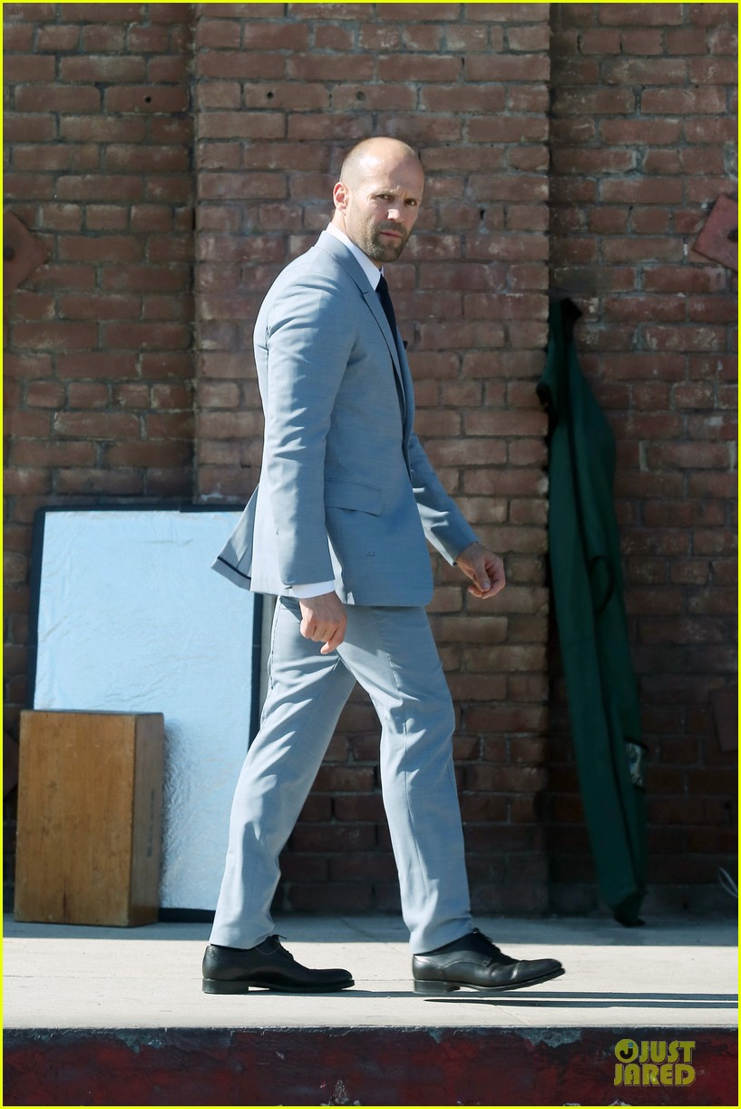 jason statham so dapper for la photo shoot 133148127