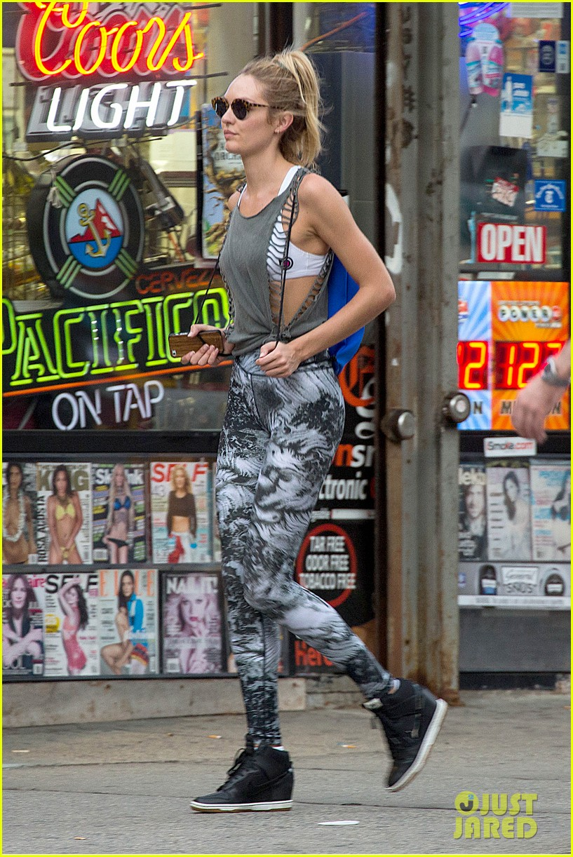 candice swanepoel has the most chic gym outfit 04