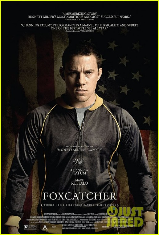 channing tatum breaks a mirror with his head in foxcatcher trailer 01