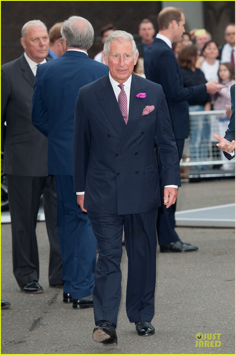 prince william harry accompany dad charles to business gala 03