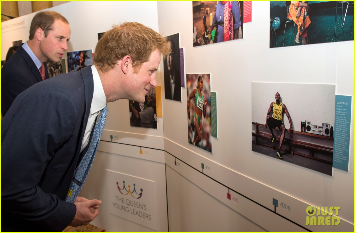 prince william jokes george bath time quite painful 183152560
