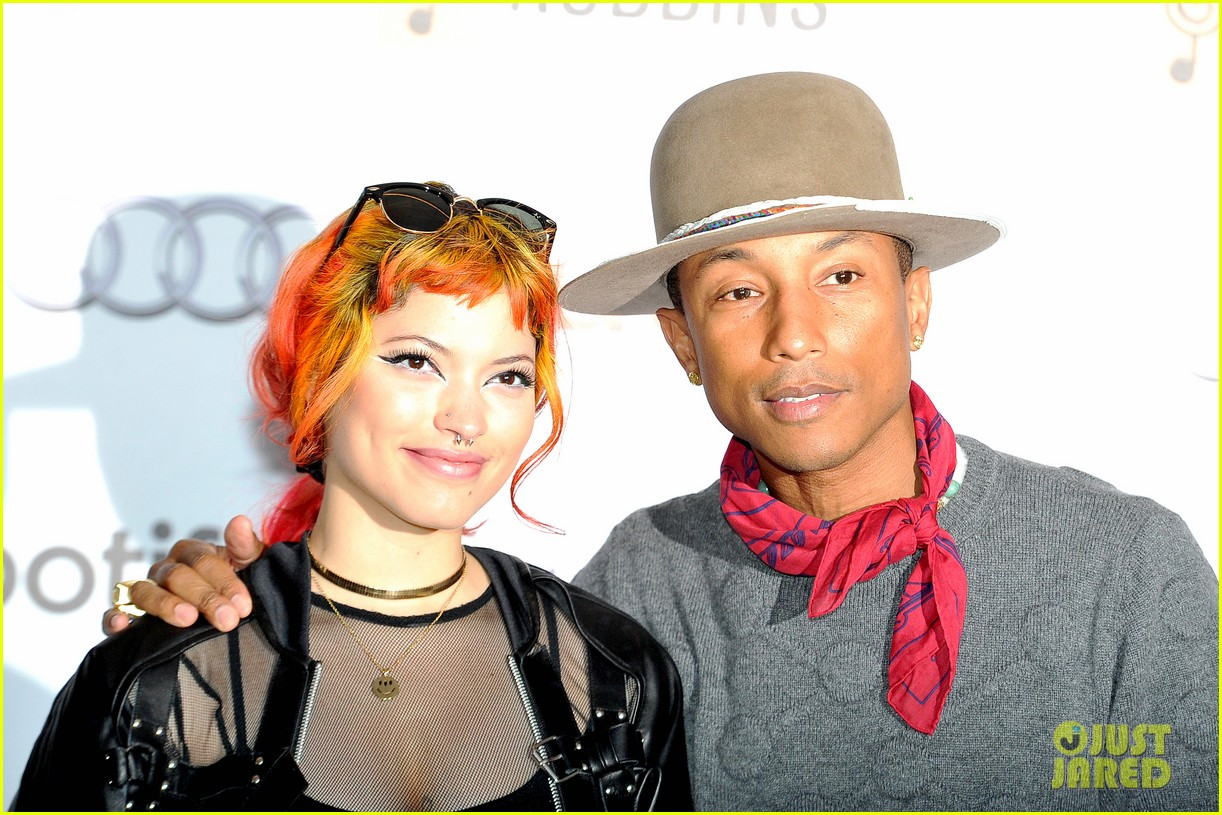 pharrell williams nordoff robbins audi event 16