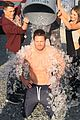 stephen amell shirtless robbie amell als ice bucket challenge 05