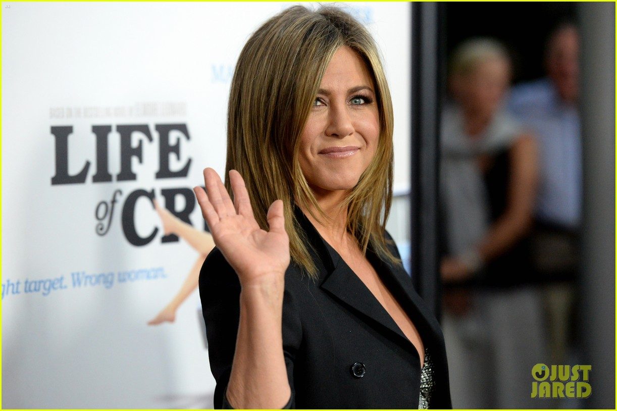 jennifer aniston will forte life of crime premiere 10