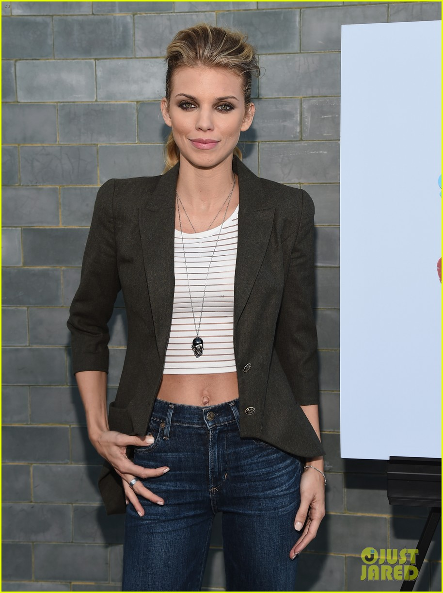 annalynne mccord cassie scerbo 18 for 18 summer soiree 08