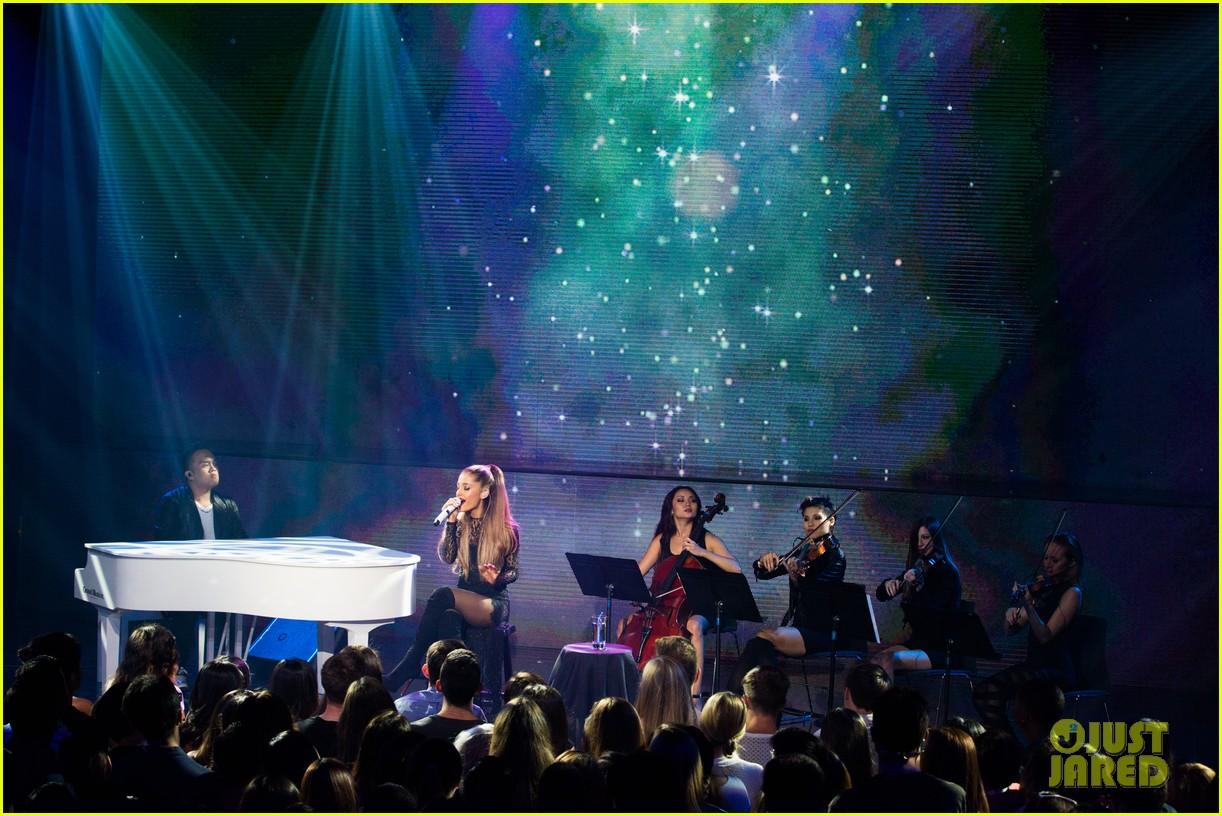 ariana grande iheart album release party pics 043184229