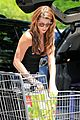 ashley greene dresses up grocery shopping 04