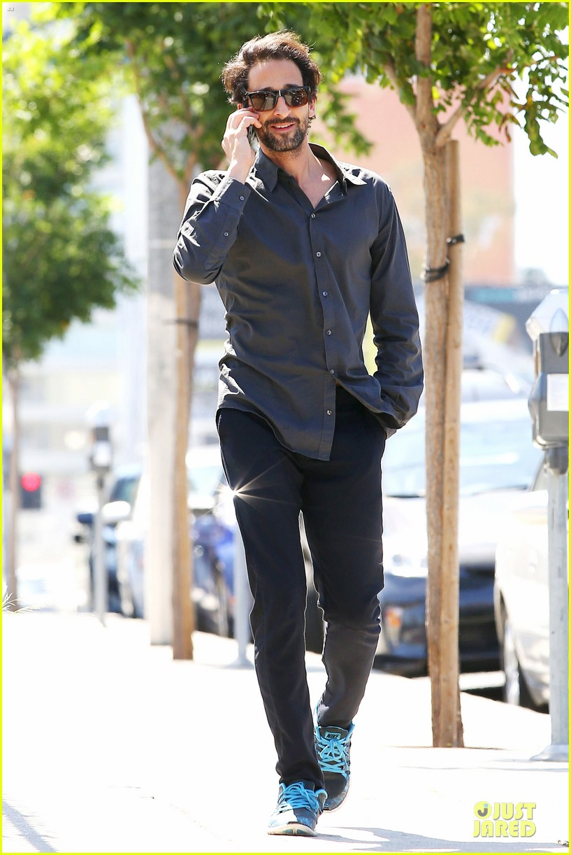 Adrien Brody Houdini Review Adrien Brody's 'houdini'
