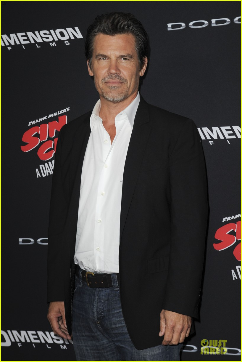 josh brolin bruce willis sin city to hollywood 153179488
