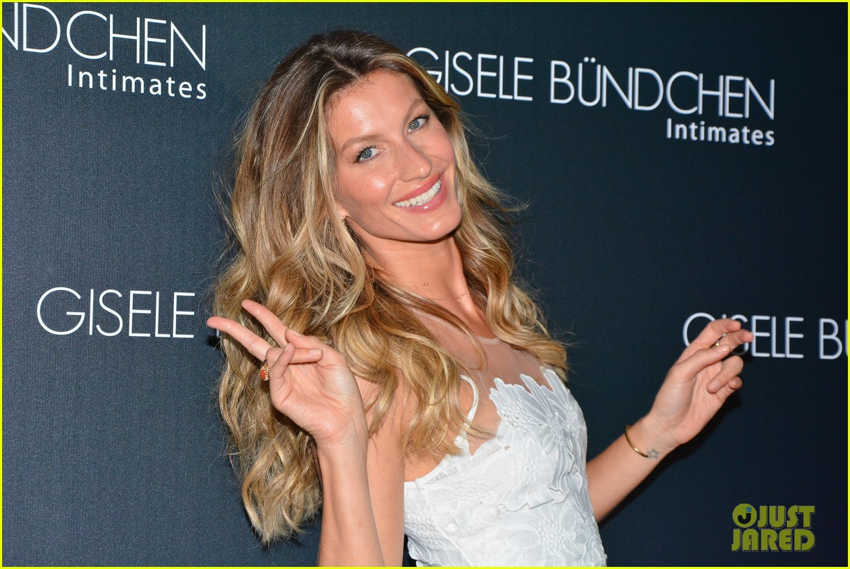 gisele bundchen launches her intimates line in brazil 14
