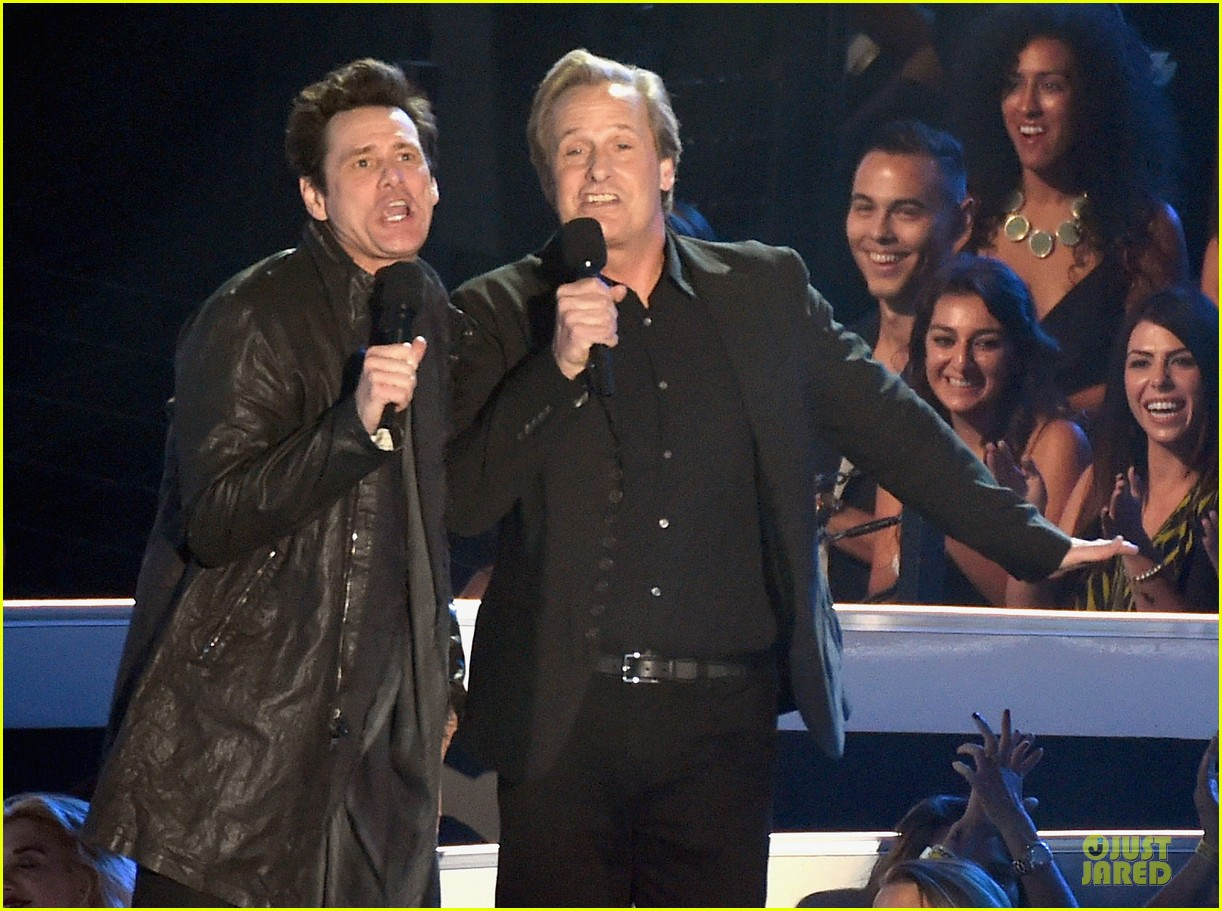 jim carrey jeff daniels mtv vmas 2014 043182512