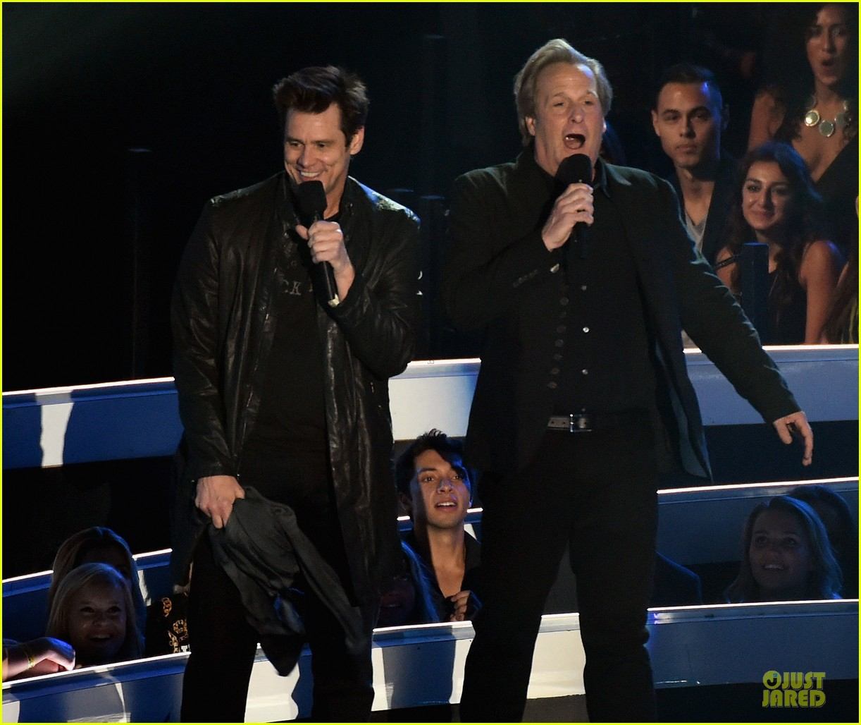 jim carrey jeff daniels mtv vmas 2014 053182513
