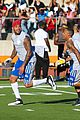 chris brown karrueche tran celebrity flag football game 14