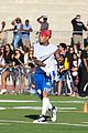 chris brown karrueche tran celebrity flag football game 16